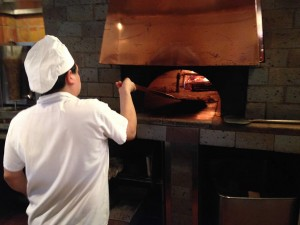 Christos Wood Fired Pizza Oven