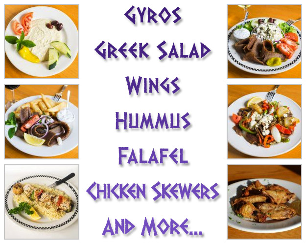 Let Christos Cater Your Vikings Game!