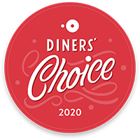 Christos wins Open Tables 2020 Diners Choice Award