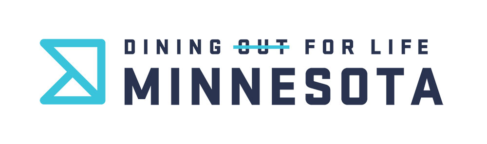 Dining out for life logo