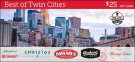 Best of Twin Cities Gift Card at Target